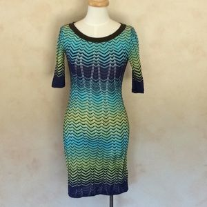 4/$100 3/4 Sleeve MISSONI dress
